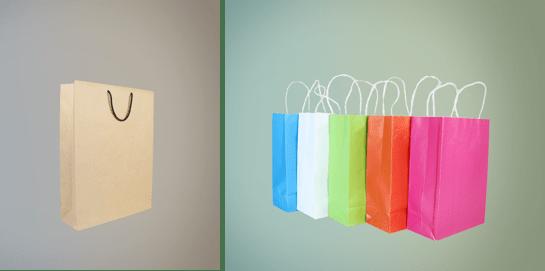 Eco Friendly Paper Bags-Bagsease